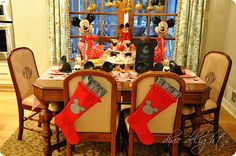 We're going to Disney surprise breakfast!!! This makes me want kids! Can't wait for the day I get to surprise them with a Disney trip. Nothing is more magical! disney christmas, breakfast surpris, disney surprise, disney vacation surprise, disney trips, disney trip fun, surprise kids with disney trip, balloons, christmas breakfast