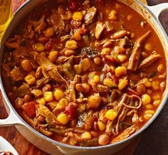 Go Whole Hog Chili, one of our favorite recipes from the last year!
