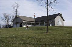 Morton Buildings home in Iowa.