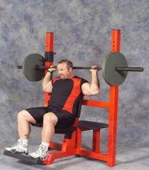 barbell shoulder press, shoulder presses