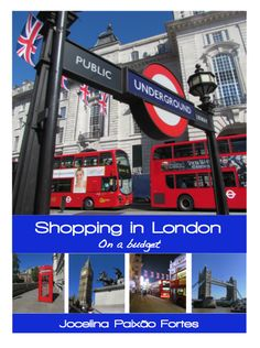 Ebook Shopping in London on a budget