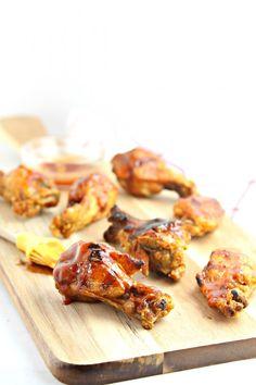 Honey Bourbon Grilled Chicken