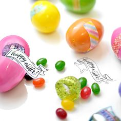 Last-Minute Happy Easter Printable