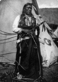 Tecumseh, Ute Indian Chief  Ohio