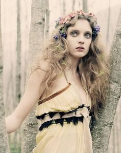 Bohemian wedding dresses are inspired by nature, vintage nostalgia, and childlike whimsy.