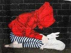 street art by Urban Cake Lady. 000 by the euskadi 11, via Flickr