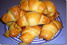 Sunday Brunch: Ham and Cheese Crescent rolls