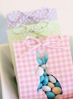cute bunny favors