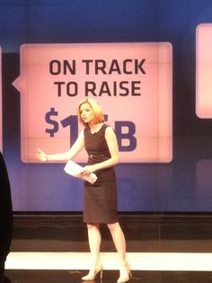 CNBC's Kayla Tausche during our 1-hour Facebook IPO special.