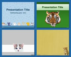 cats / cute pets / animals #free PowerPoint Templates #Powerpoint Templates #templates Powerpoint