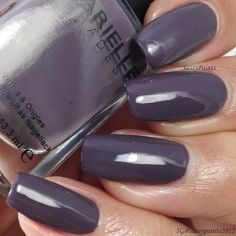 Sassy Paints: Barielle Taupe Notch from the Me Couture Collection.