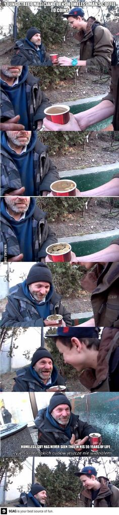 Faith in humanity restored =)