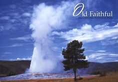 postcards, bucket list, yellowston nation, nation park, travel bucket, faith, national parks, place, yellowston park