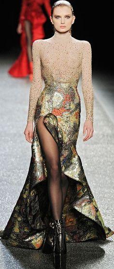 Nina Ricci F/W 2009, Paris Fashion Week