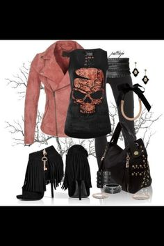 Harley Davidson outfit
