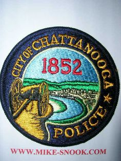 Chattanooga Police Patch