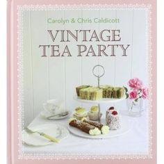 Vintage Tea Party: Amazon.de: Chris Caldicott, Carolyn Caldicott ...