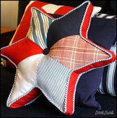 Everyone needs a Star Pillow