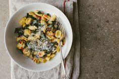 Eat Your Greens Pasta | Simple Provisions