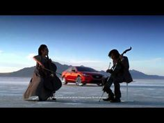 I'm not a car owner but I think music lovers will love this ad. It's a brand and theatrics in motion.