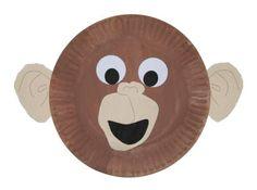Monkey crafts for monkeying around