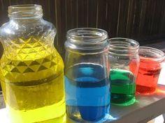 Color Mixing #color #kids #activities #preschool #homeschool