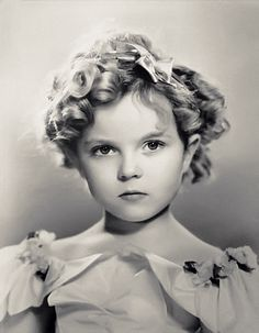 Shirley Temple, 1934...