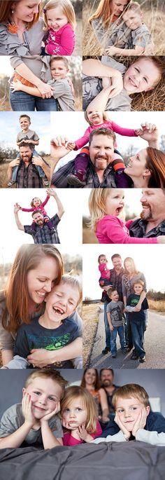 outside family pics