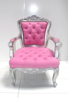 Love this Pink Chair!