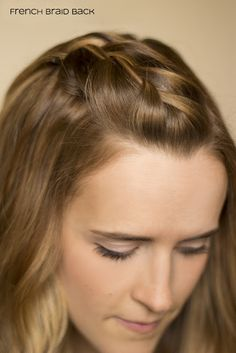 Ways to pin back your hair- tips and tricks
