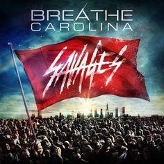 Savages/Breathe Carolina  http://encore.greenvillelibrary.org/iii/encore/record/C__Rb1371827