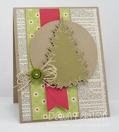 Treasure Oiler Designz: Christmas Tree