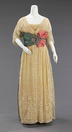 Evening dress (1912)