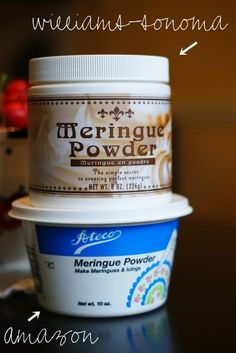 Good Info about Meringue Powder~ @Kathryn Whiteside Baker at 350