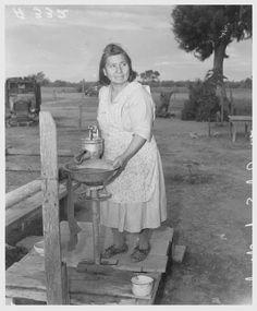 Ruby Snyder - Chemehuevi - 1942
