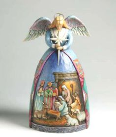 Jim Shore - Nativity Angel