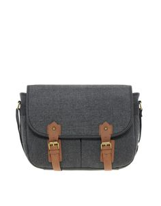 Dogstooth Messenger Bag >> THE SLEEKNESS.