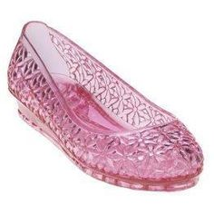 The Jelly Shoe