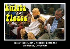 Crocheting Memes : Crochet memes on Pinterest Crocheting, Memes and Knitting