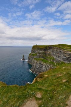 Ireland, Clare, Cliffs of Moher
