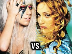 Someone tell Madonna that being copied is the highest form of flattery.  Google Image Result for http://www.onlyinfographic.com/wp-content/uploads/2011/07/ladygaga_vs_madonna.jpg