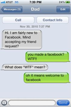 I LOVE these text fails