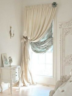 Shabby Glam Bedroom