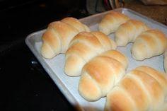 Amazing Buttermilk Rolls recipe