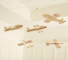 Balsa wood planes
