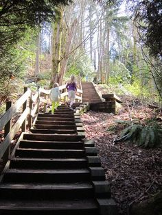 Climbing the Streets: Six Fantastic Stairway Walks for Seattle Families - ParentMap