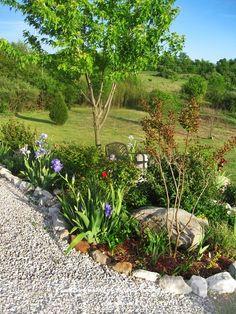 favorit place, backyard idea, mom garden, countri mom, creativ countri