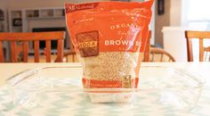 Foolproof Oven-Baked Brown Rice
