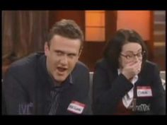 Confrontation - from Les Miserables Jason Segel vs Neil Patrick Harris - i just fell in love.