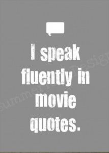movie quotes - Jess, Christina